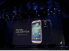 The #Galaxy S4 has arrived!