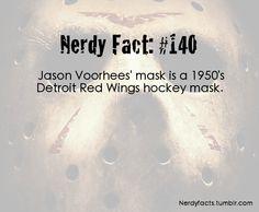 Horror fact
