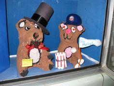 Paper Mache Bears, gr.4