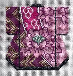 needlepoint kimono
