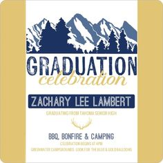 Easily customize this Bokeh Background Graduation Invitation design using the online editor. All of our Graduation Invitations design templates are fully customizable. Bokeh Background, Graduation Celebration, Graduation Invitations, Invitation Design, Guy, Mountain, Party Ideas, Scene, How To Plan