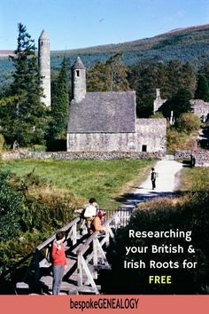 Researching your British and Irish roots for free. Where to find great free resources to help you with your British genealogy research and Irish genealogy. Cool Places To Visit, Places To Go, Map Of Britain, Visit Dublin, Irish Eyes Are Smiling, Irish Roots, Irish Blessing, Republic Of Ireland, Ireland Travel