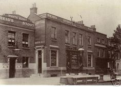 White Hart, Lower Clapton Road, c 1890