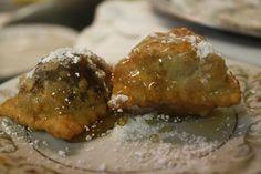 Italy Abruzzi Christmas Chestnut treat