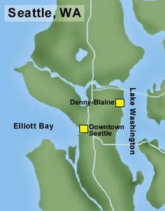 HistoryLink Essay:Seattle Neighborhoods: Denny-Blaine -- Thumbnail History