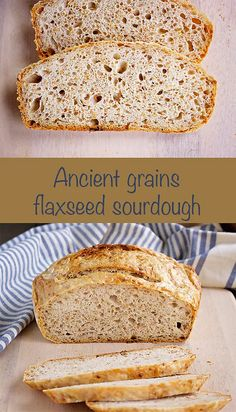 Ancient Grain Flaxseed Sourdough | Beets & Bones #NutritionProducts Pineapple Health Benefits, Turmeric Health Benefits, Best Nutrition Food, Health And Nutrition, Nutrition Products, Nutrition Websites, Nutrition Articles, Nutrition Guide, Health Tips