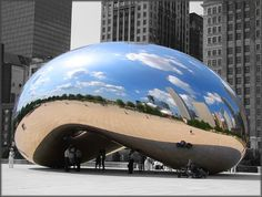 i've been to Chicago but never seen the Bean. I want to see it! road trip anyone?