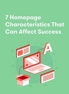 On the Creative Market Blog - How Homepage Characteristics Can Affect Success: New Data