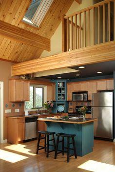 House Plans - The Fairmont 1 - Linwood Homes kitchen nook