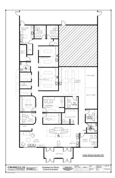 1000 images about chiropractic floor plans on pinterest for X ray room floor plan