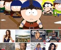 Web Consumption: South Park Parody of Game of Thrones