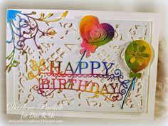 Dies R Us: Happy Birthday Dies R Us . . .