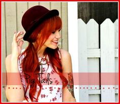 Try some amazing Pony Tail styles. :)