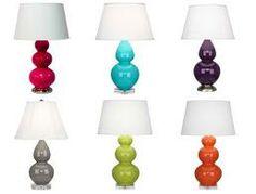 Robert abbey triple gourd lamp - Google Search