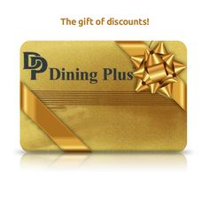 Did you know that Dining Plus has some of the best discount offers on your GeoDealz app?   Apply for your card today! iOS: apple . co/23hzIMQ Android: bit . ly/1YiBXbV