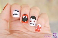 Foto Halloween : via Tudo Make – Maior blog de maquiagem, beleza e tutoriais de Curitiba.