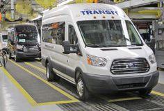Presentadas las nuevas Ford Transit.  Qué tal pinta os tienen ?