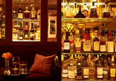 The Whisky Room at The Athenaeum