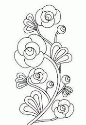 Image result for stylized flowers
