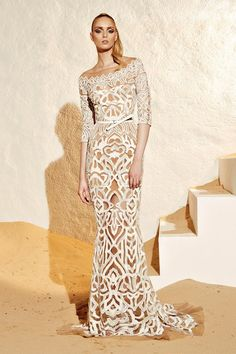 Foto ZMR201415 - Zuhair Murad Resort 2014-15 (1) - Shows - Fashion - VOGUE  www.puddycatshoes.com