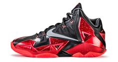 b0b6cba3d3a3 A Closer Look at the Nike LeBron 11