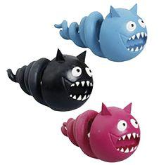 Balle tête de chat ressort http://madeindog.com/fr/s-amuser/702-balle-tete-de-chat-ressort.html