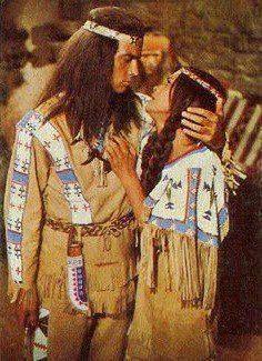 Winnetou a jeho sestra Nšo-či - Winnetou I.