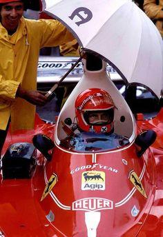 Niki Lauda - Ferrari 312T - Zandvoort 1975