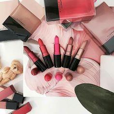 @blogbrunalucena #mac #batom #makeup #maquiagem