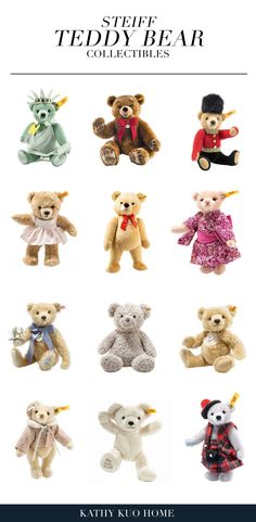 Best known for inventing the teddy bear as we know it, Steiff has been delighting children and animal lovers all over the world since 1880. Click to shop! Kids Bedroom, Bedroom Ideas, Kids Board, Kid Beds, Our Kids, Our Baby, Your Child, Inventions, Little Ones