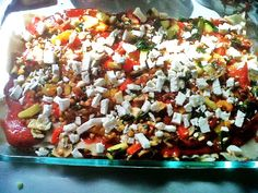 Here is @Vanessa_ONC veggie lasagna.  Does this not look awesome? found for you by @DownshiftingPRO