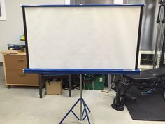 You can rent a projection screen in Vancouver BC on the PeerRenters app for just $30/week.