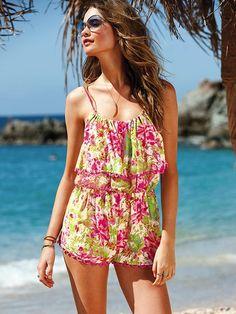 Beach Sexy Blouson Romper Cover-up #VictoriasSecret http://www.victoriassecret.com/sale/swim/blouson-romper-cover-up-beach-sexy?ProductID=57329=OLS?cm_mmc=pinterest-_-product-_-x-_-x