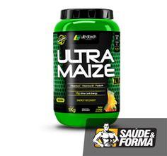 ULTRA MAIZE é um carboidrato complexo de cadeia longa. Seu peso molecular é cerca de 100 vezes maior do que o da Maltodextrina e cerca de 3.000 vezes maior do que o da Dextrose, e por isso, tem maior capacidade de auxiliar na absorção de nutrientes como a Creatina, a Beta-Alanina e Arginiro.
