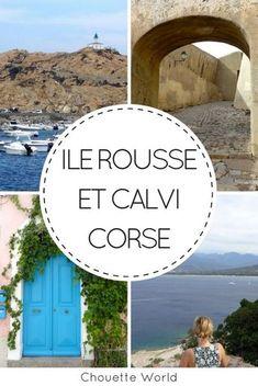 Les immanquables à Calvi et à l'Ile Rousse, Corse