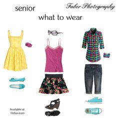 What to Wear to your Portrait Session Kirra Photography