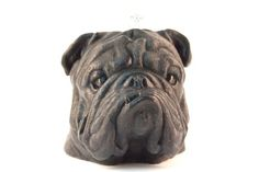 Items similar to Bulldog Scented Candle - eye candle studio Taiwan on Etsy