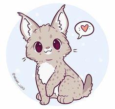 Ideas For Cats Art Drawing Kawaii Kawaii Chibi, Kawaii Cat, Cute Chibi, Anime Kawaii, Chibi Cat, Cute Kawaii Animals, Cute Animal Drawings Kawaii, Cute Drawings Of Animals, Cute Animal Videos