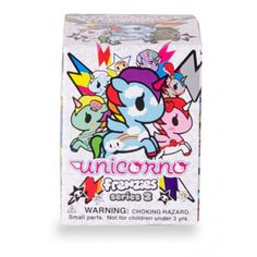 Tokidoki Unicorno Frenzies Series 2 Blind Box Figure - Radar Toys - 1
