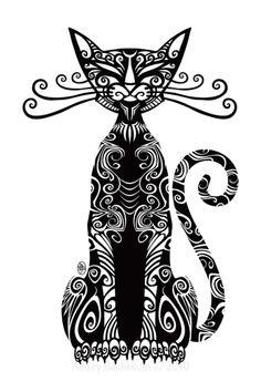 Art: Magic Cat by Alexey Bakhtiozin