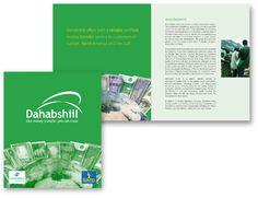 International company brochure