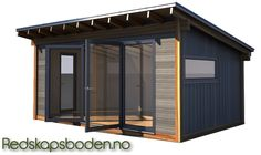 hytte | Anneks byggesett - bygge laftet eller halvfabrikat gjestehytte i hagen