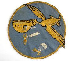 """WWII era  6"""" Jacket Patch"""