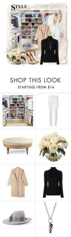 """Shopping Day"" by nanni33 ❤ liked on Polyvore featuring ANNIE, Elfa, Burberry, Frontgate, Mara Hoffman, La Fileria, Eugenia Kim, Ruby Rd. and Alexander McQueen"
