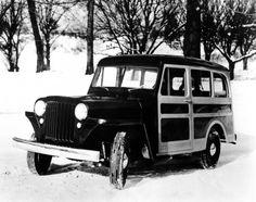 1946 Jeep Willys Station Wagon