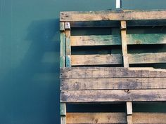 how to build a garden bridge from pallets