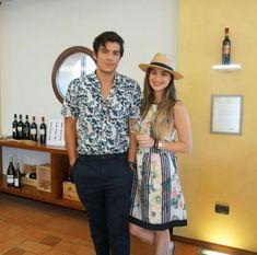 Anne Curtis-Smith & Erwan Heussaff