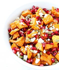 Juisy | Pomegranate Salad