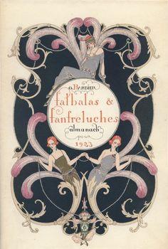 Barbier 1923 Falbalas & Fanfreluches.