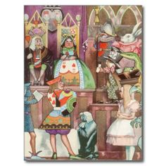 @@@Karri Best price          	Vintage Alice in Wonderland, Queen of Hearts Post Card           	Vintage Alice in Wonderland, Queen of Hearts Post Card We have the best promotion for you and if you are interested in the related item or need more information reviews from the x customer who are own of th...Cleck Hot Deals >>> http://www.zazzle.com/vintage_alice_in_wonderland_queen_of_hearts_postcard-239154084058487303?rf=238627982471231924&zbar=1&tc=terrest